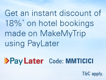 Hotels Offers, Deals & Coupon Codes – ICICI Bank