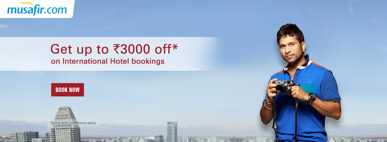 Musafir International Hotel Offer