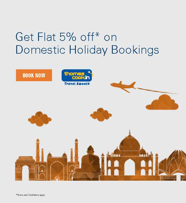 Thomascook Domestic Holiday