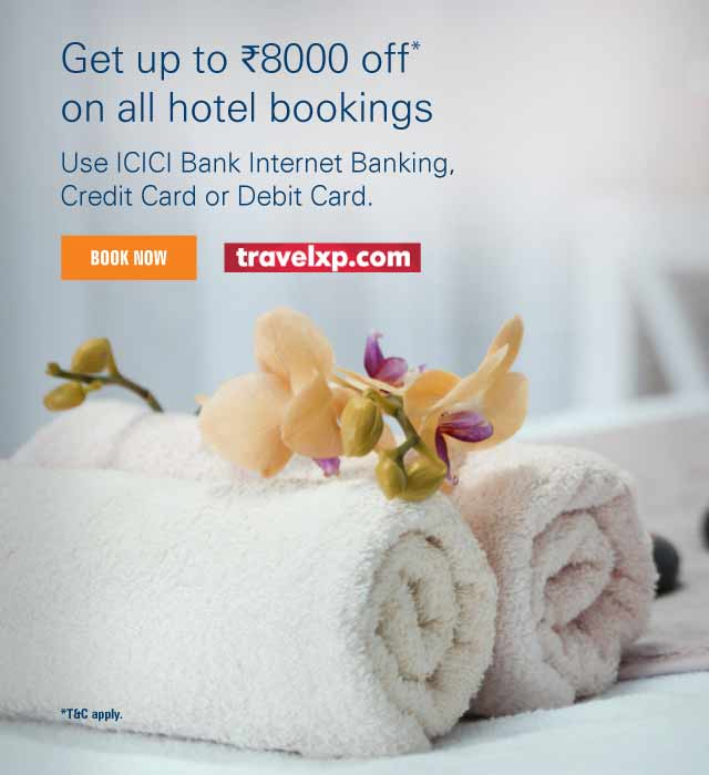 TravelXp Hotel Offer