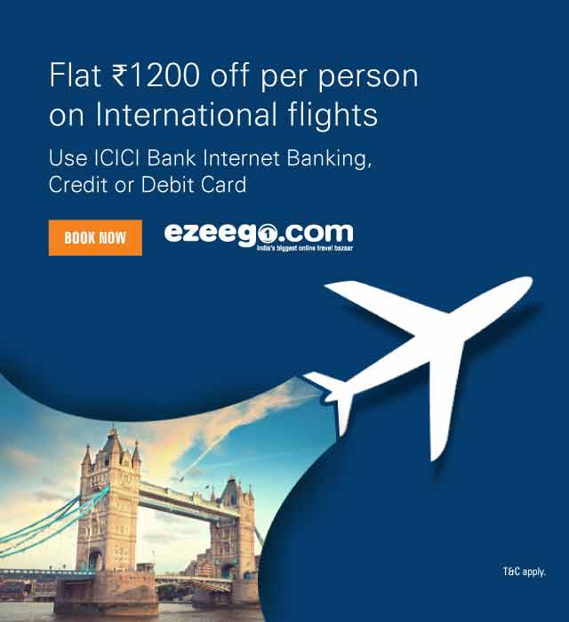 Ezeego International Air Travel