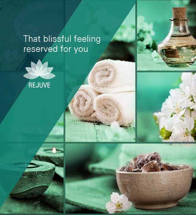 Rejuve – Spa & Salon offers