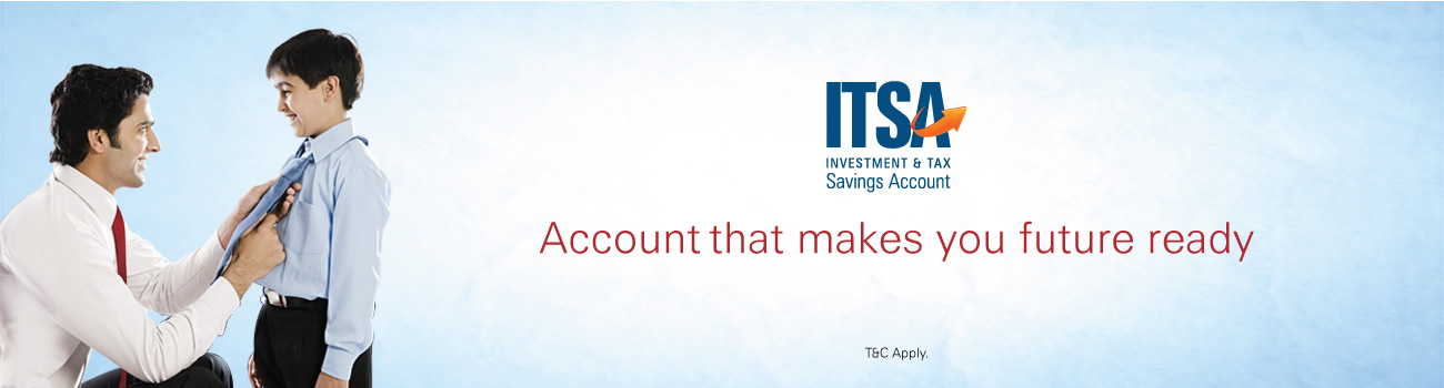 ITSA - Investment & Tax Savings Account