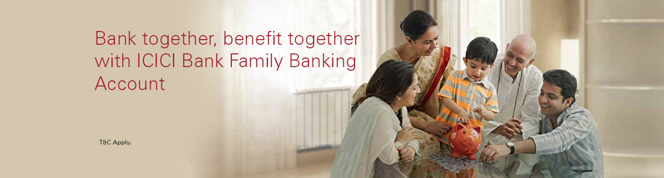 Family Banking Account