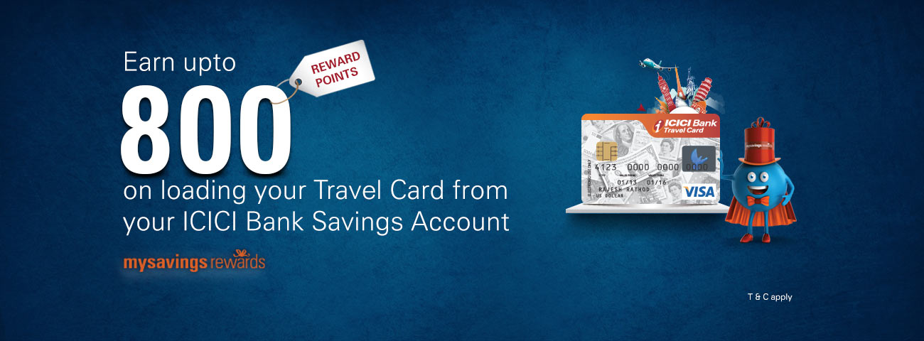 MSR Travel Card Offer