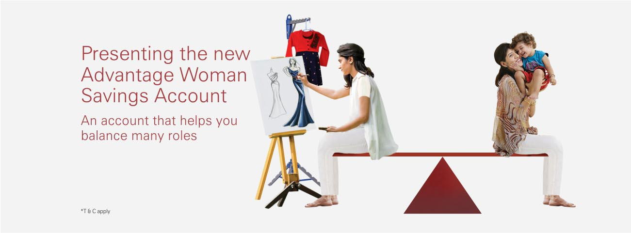 Advantage Woman Savings Account