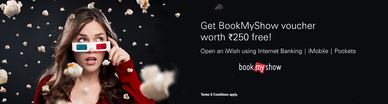 iWish BookMyshow