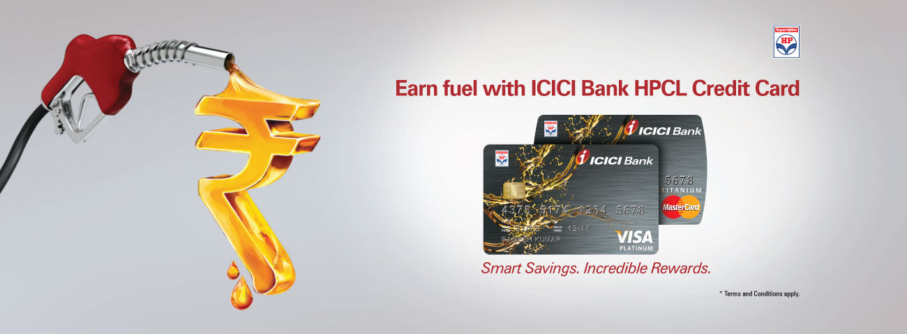 HPCL Platinum Credit Card