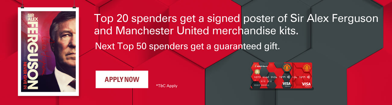 Manchester United Credit Cards