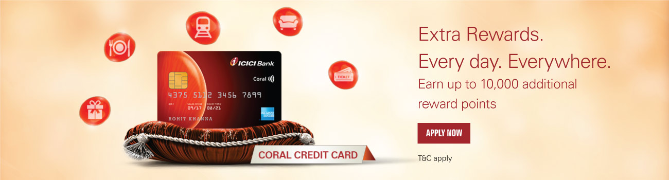 Coral American Express Credit Card