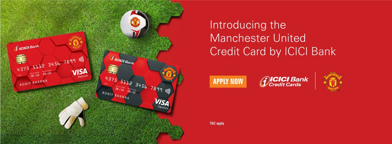 Manchester United Credit Card