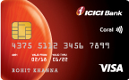 Coral Credit Card Card Against Fixed Deposit
