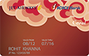 Jet Airways ICICI Bank Coral Credit Cards