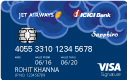Jet Airways ICICI Bank Sapphiro Credit Cards