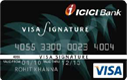 ICICI Bank Signature Credit Card