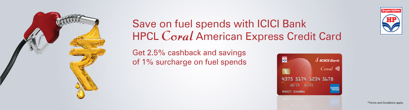 HPCL Coral Amex