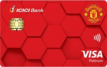 Apply ICICI Bank Manchester United Platinum Credit Card - Benefits, Rewards, Features, Charges 3