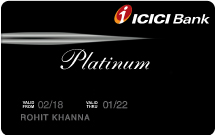Apply ICICI Bank Platinum Chip Credit Card - Benefits, Features, Rewards, Charges 3