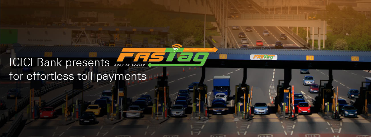 FASTag - Online Toll Payments