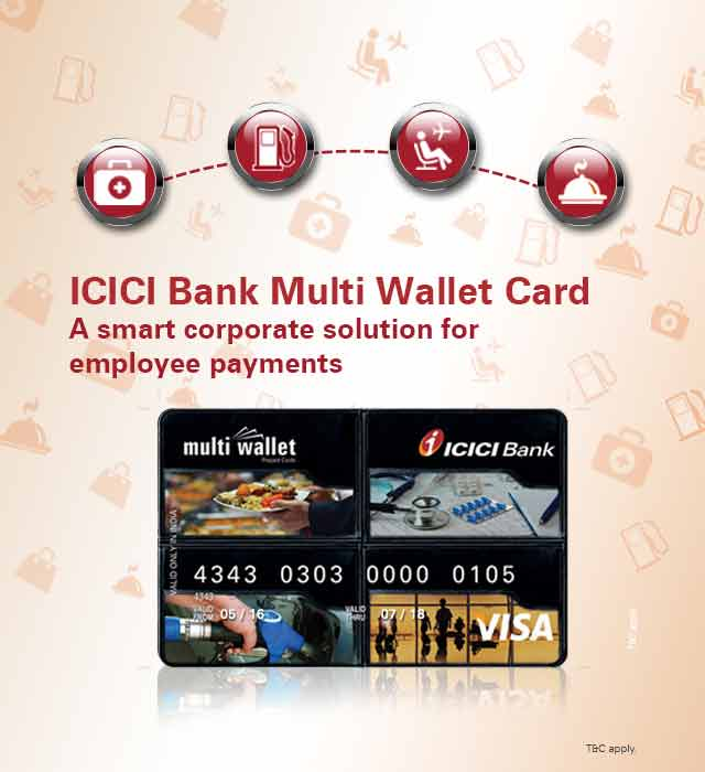 Citibank Prepaid Login >> Multi Wallet Prepaid Card For Corporate Employee Payments