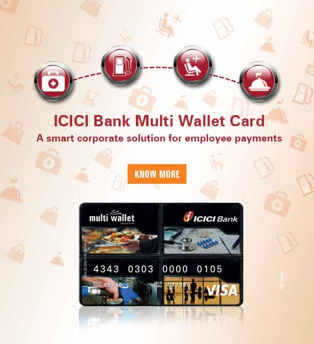 Prepaid Cards in India - Find the Best Prepaid Cards - ICICI