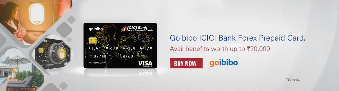 Goibibo Travel Card