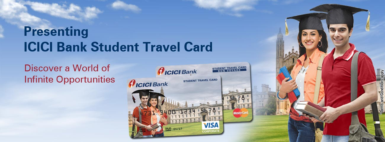 Icici forex card india