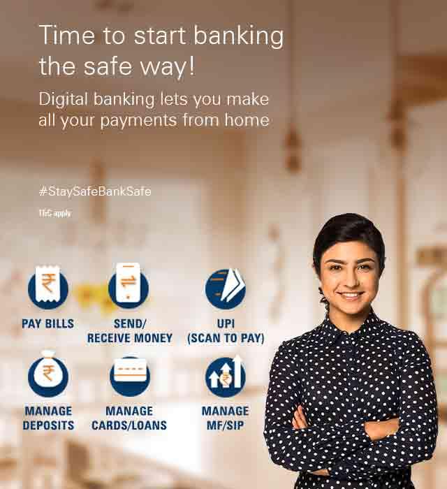 Digital Banking Services Icici Bank