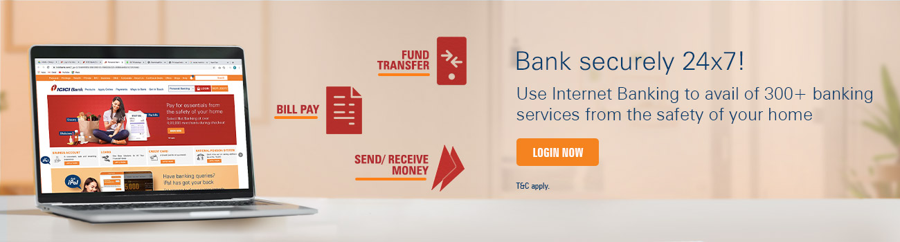 IB Bank Secure Banner