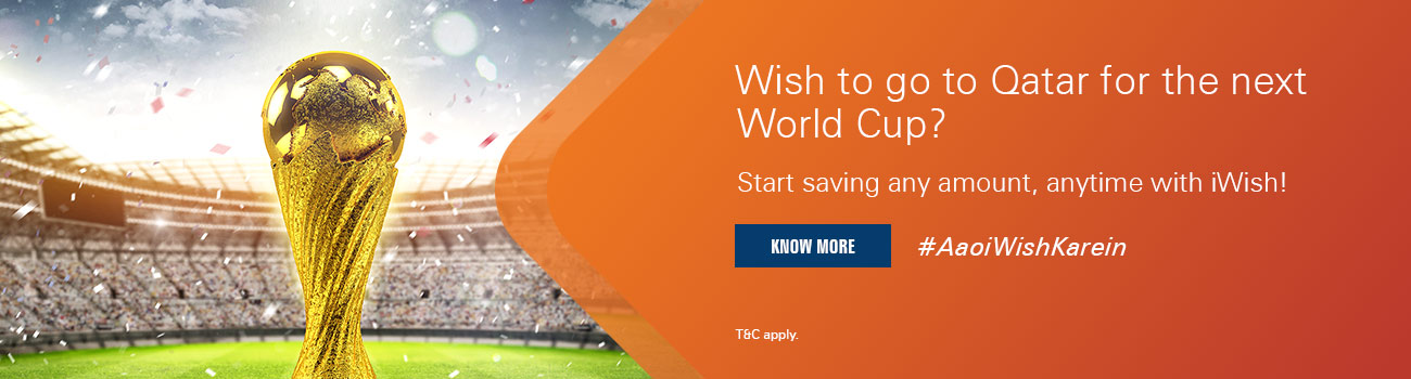 Qatar Next World Cup with iWish