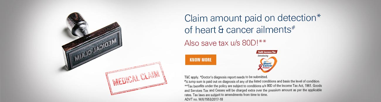 Heart and Cancer Save TAx
