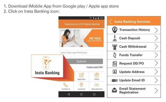 Insta Banking