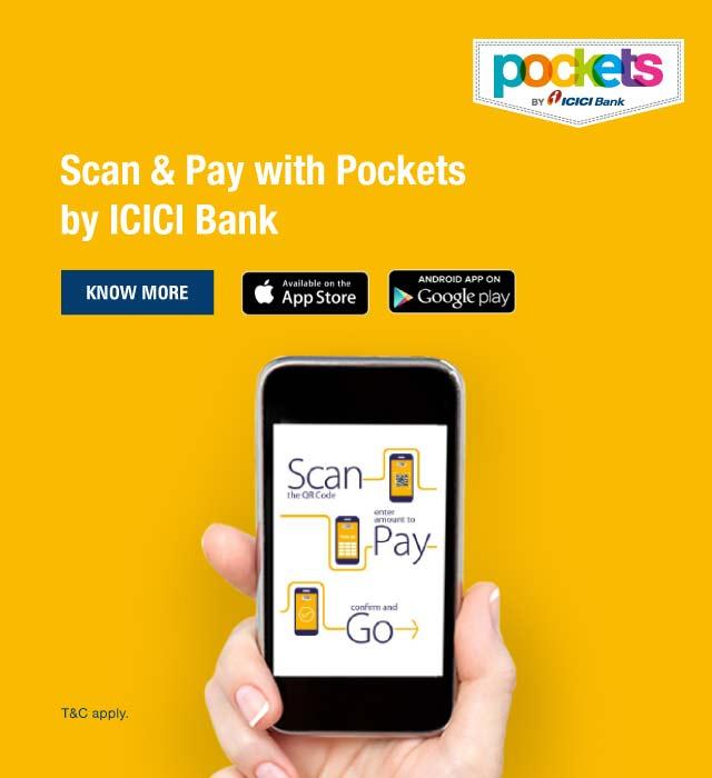 Pockets - M visa