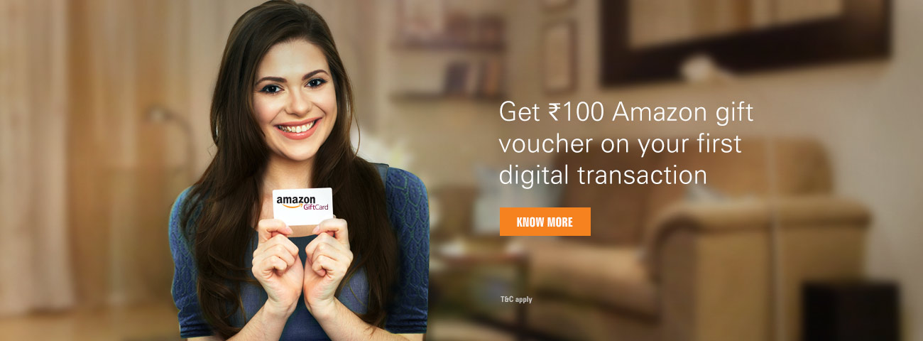 Amazon Digital Transaction Offer