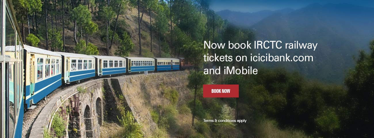 IRCTC Ticket Booking