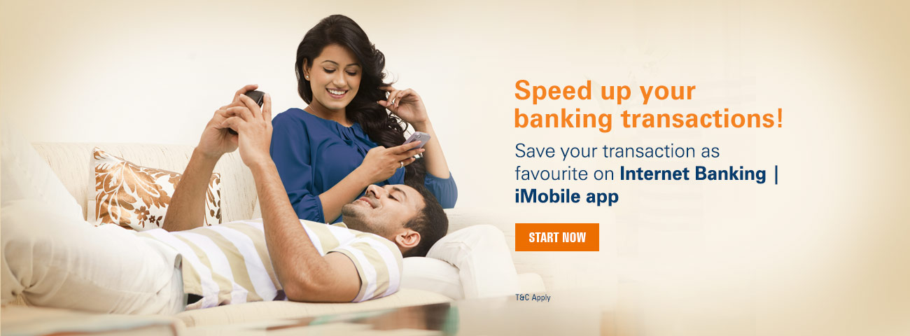 Save As Favourite – Speed up your banking transaction - ICICI Bank