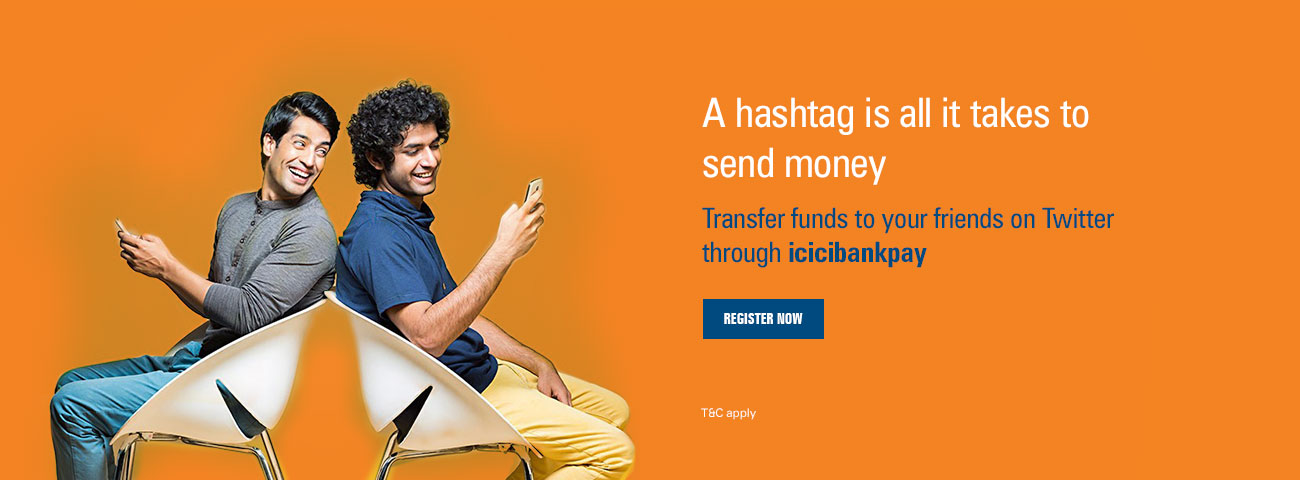 Send Money on Twitter