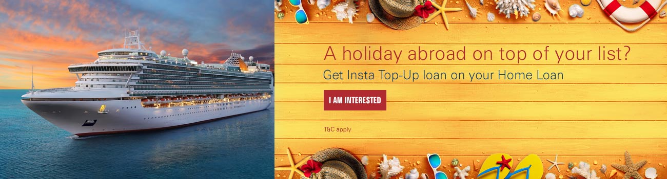 Insta Top Up Holiday Abroad