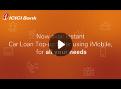 Steps for availing Insta Top-up Car Loan