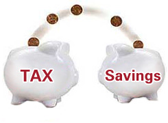 Tax Saving Calculator