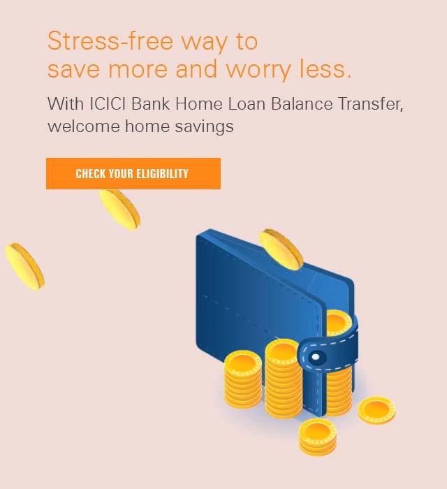 Balance Transfer Savings Calculator Icici Bank