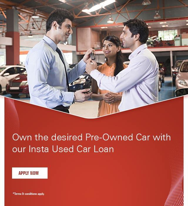 Used Car Loans 80 Loan Longest Tenure Minimum Interest Rate