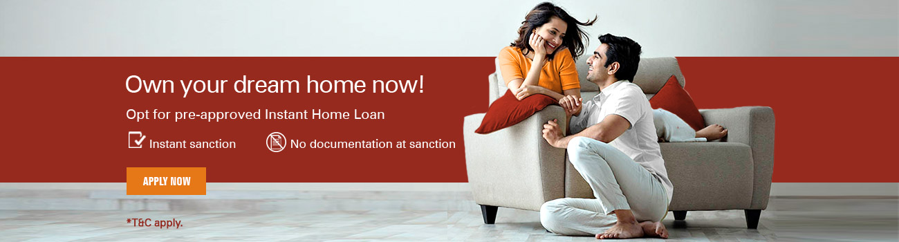 Instant home Loan