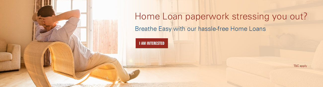 Hassel Free Home Loan