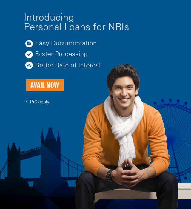 NRI Personal Loans - Fast Processing, Easy Documentation - ICICI Bank