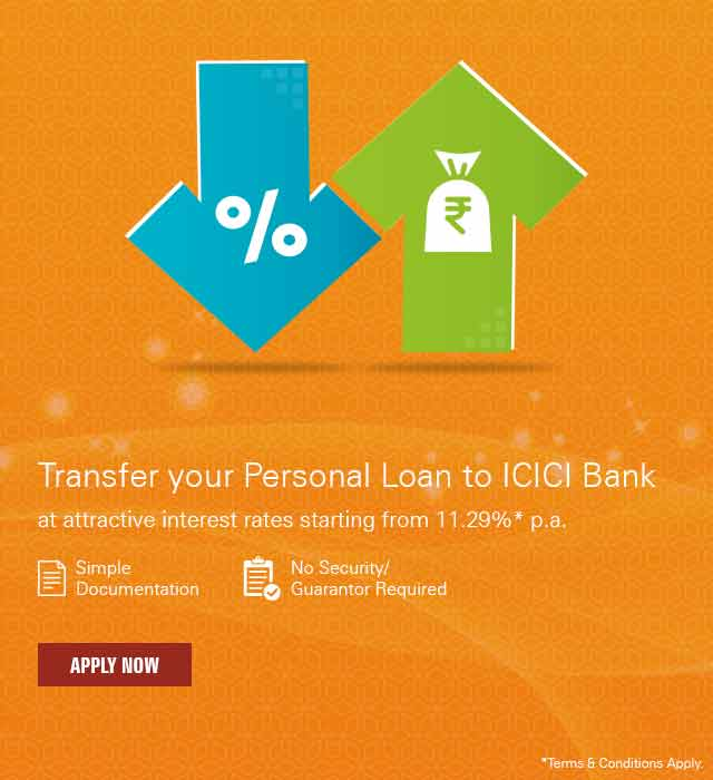 Personal Loan Balance Transfer Check Eligibility To Transfer