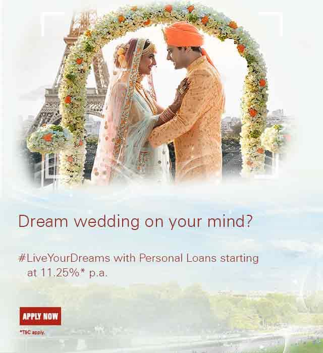 Wedding Loans - ICICI Bank