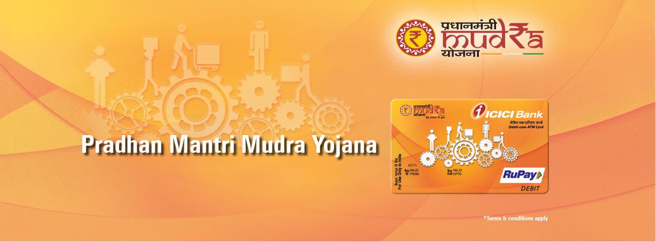 Doentation - Pradhan Mantri Mudra Yojana on