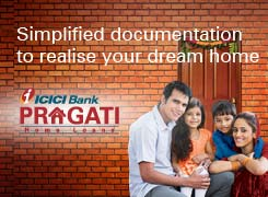 Icici bank home loans approved projects