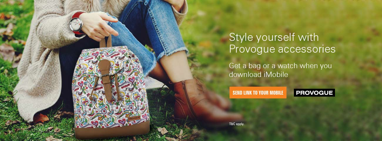 Style yourself with Provogue accessories